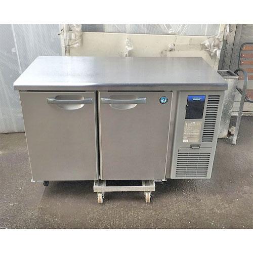 【中古】冷蔵コールドテーブル ホシザキ RT-120SNF-E-RML 幅1200×奥行600×高さ800 【送料無料】【業務用】