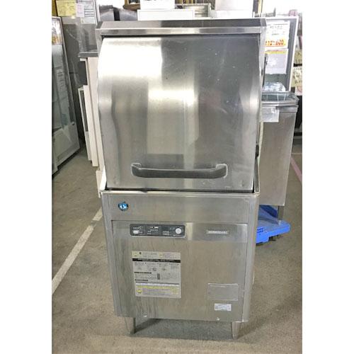 【中古】食器洗浄機 ホシザキ JWE-450RUA3 幅600×奥行600×高さ1340 三相200V 【送料別途見積】【業務用】