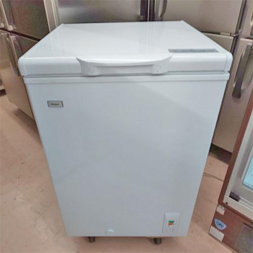 【中古】冷凍ストッカー ハイアール JF-NC103F-1 幅570×奥行565×高さ885 【送料無料】【業務用】