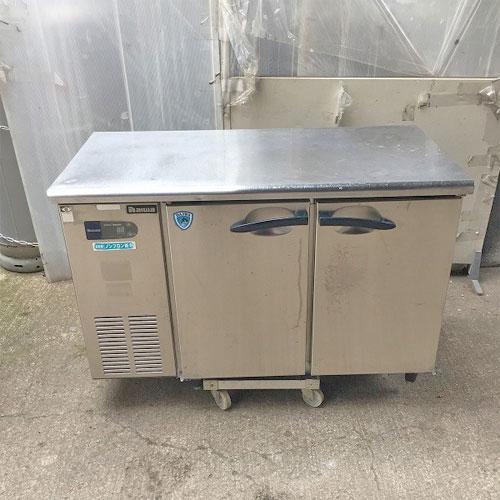 【中古】冷蔵コールドテーブル 大和冷機 4061CD-A 幅1200×奥行600×高さ800 【送料無料】【業務用】