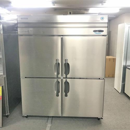 【中古】縦型冷蔵庫 ホシザキ HR-150X3-ML 幅1500×奥行800×高さ1900 三相200V 【送料別途見積】【業務用】