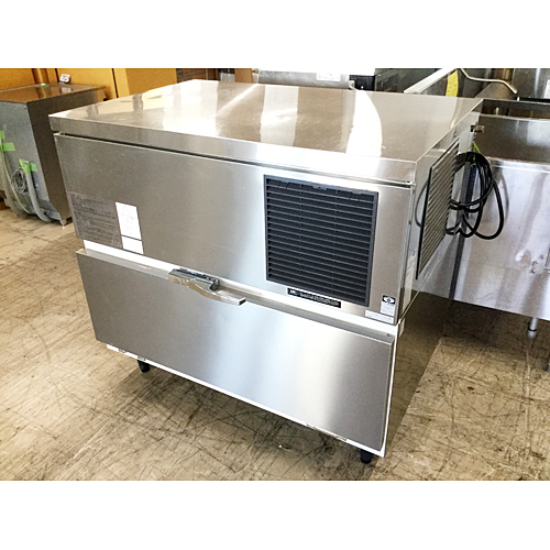 【中古】製氷機 大和冷機 DRI-110LM2 幅1084×奥行711×高さ1011 三相200V 【送料別途見積】【業務用】