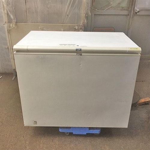 【中古】冷凍ストッカー サンデン SH-360X 幅1090×奥行660×高さ900 【送料別途見積】【業務用】