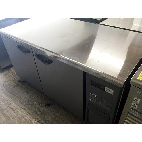 【中古】冷蔵コールドテーブル パナソニック(Panasonic) SUR-K1571SA-R 幅1500×奥行750×高さ800 【送料別途見積】【業務用】