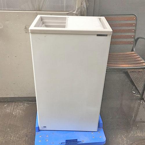 【中古】冷凍ストッカー サンデン PF-057XE 幅320×奥行490×高さ870 【送料別途見積】【業務用】