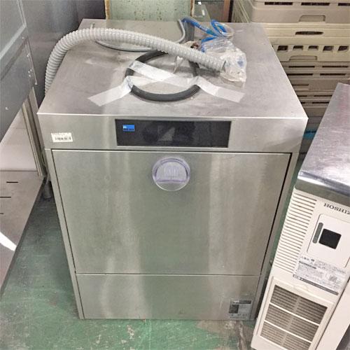 【中古】食器洗浄機 M-IceanUM 幅600×奥行600×高さ885 三相200V 【送料別途見積】【業務用】