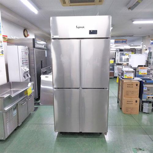 【中古】冷凍庫 フジマック FRF9065KiP 幅900×奥行655×高さ1950 【送料別途見積】【業務用】
