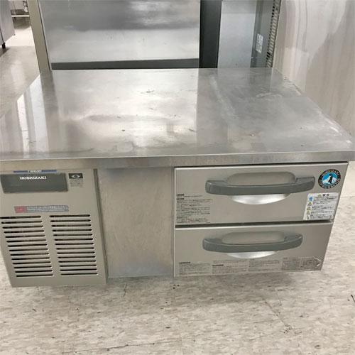 2ドア低冷凍コールドテーブル ホシザキ FTL-90DDC 業務用 中古/送料別途見積