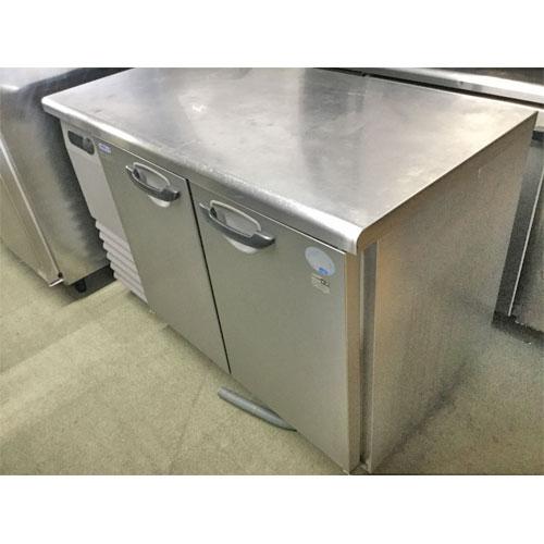 【中古】冷凍冷蔵コールドテーブル 三洋電機 SUR-G1261CA 幅1200×奥行600×高さ800 【送料別途見積】【業務用】