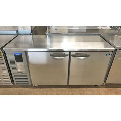 【中古】冷蔵コールドテーブル ホシザキ RT-150SNF-E-ML 幅1500×奥行750×高さ800 【送料別途見積】【業務用】