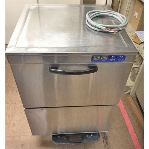 【中古】食器洗浄機 TB TBDW-400U3 幅600×奥行600×高さ800 三相200V 【送料無料】【業務用】