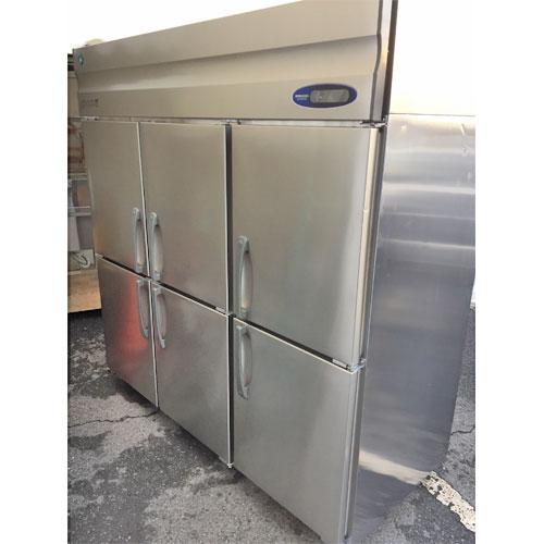 【中古】冷蔵庫 ホシザキ HR-180Z3-ML 幅1800×奥行800×高さ1950 三相200V 【送料別途見積】【業務用】