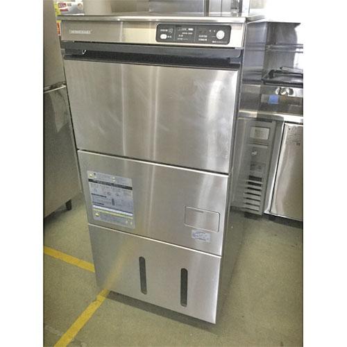 【中古】食器洗浄機 ホシザキ JWE-400SUA3 幅600×奥行600×高さ1260 三相200V 【送料無料】【業務用】