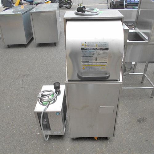 【中古】食器洗浄機 ホシザキ JW-350RUF3-L 幅450×奥行500×高さ1220 三相200V 50Hz専用 【送料別途見積】【業務用】
