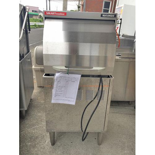 【中古】食器洗浄機 中西製作所 A50-E 幅600×奥行600×高さ1400 三相200V 50Hz専用 【送料別途見積】【業務用】