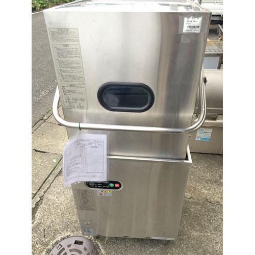 【中古】食器洗浄機 タニコー TDWD-4EL 幅598×奥行620×高さ1420 三相200V 50Hz専用 【送料別途見積】【業務用】