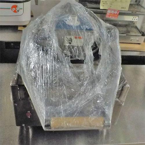 【中古】電気いか焼き器 ニチワ電機 NIK-400 幅410×奥行410×高さ335 三相200V 【送料無料】【業務用】