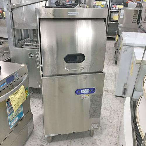 【中古】食器洗浄機 タニコー TDWE-4DF3R 幅600×奥行600×高さ1355 三相200V 50Hz専用 【送料別途見積】【業務用】