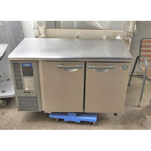 【中古】冷蔵コールドテーブル ホシザキ RT-120SNF-E-ML 幅1200×奥行600×高さ800 【送料無料】【業務用】