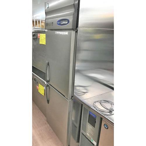 【中古】冷凍庫 ホシザキ HF-63Z3 幅630×奥行800×高さ1890 三相200V 【送料無料】【業務用】