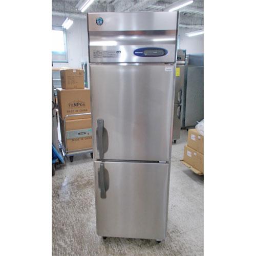 【中古】冷蔵庫 ホシザキ HR-63LZT 幅630×奥行650×高さ1890 【送料別途見積】【業務用】
