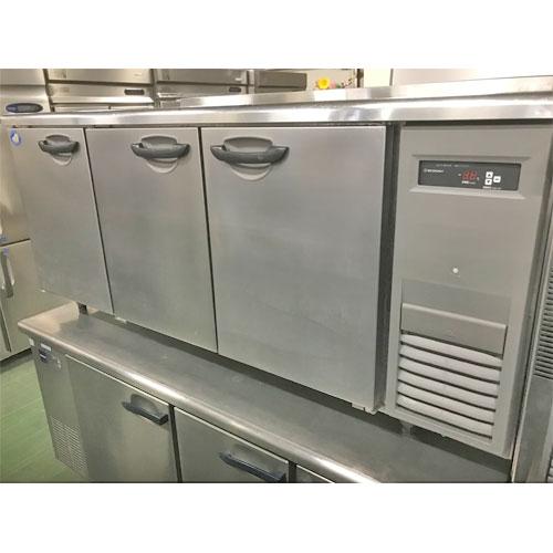 【中古】冷凍コールドテーブル パナソニック(Panasonic) SUF-K1861S-R 幅1800×奥行600×高さ800 【送料無料】【業務用】