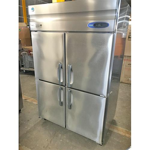 【中古】縦型冷蔵庫 ホシザキ HR-120Z3-ML 幅1200×奥行800×高さ1900 三相200V 【送料別途見積】【業務用】
