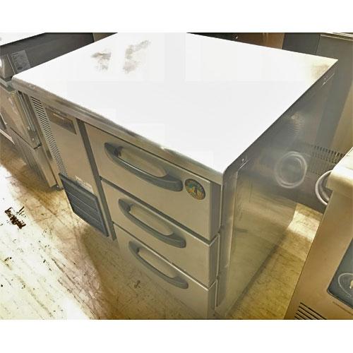 【中古】冷凍ドロワーコールドテーブル ホシザキ FT-80DNE 幅800×奥行600×高さ800 【送料別途見積】【業務用】