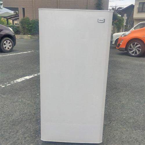 【中古】冷凍ストッカー ハイアール JF-U100G 幅480×奥行570×高さ1000 【送料別途見積】【業務用】