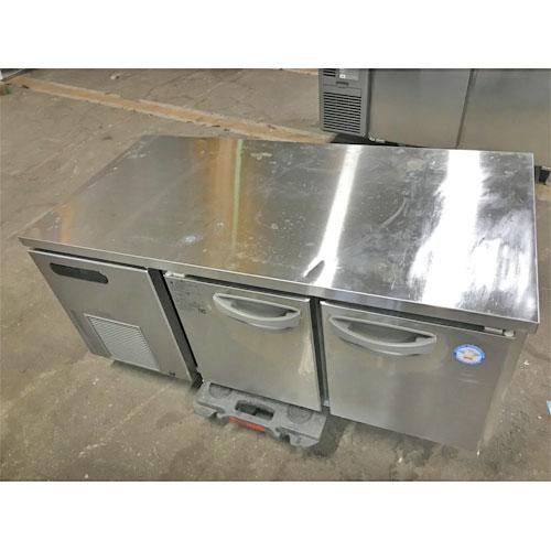 【中古】低コールドテーブル フクシマガリレイ(福島工業) TNC-40RM3-F 幅1200×奥行600×高さ590 【送料無料】【業務用】