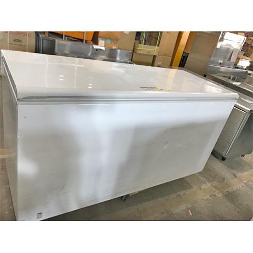 【中古】冷凍ストッカー サンデン SH-700XB 幅1770×奥行720×高さ860 【送料無料】【業務用】