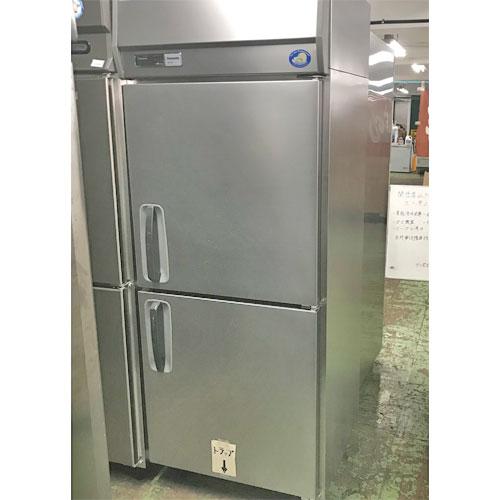 【中古】縦型冷蔵庫 パナソニック SRR-K761 幅745×奥行650×高さ1950 【送料別途見積】【業務用】