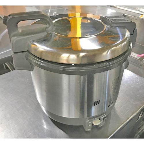 【中古】ガス炊飯器 パロマ PR-4200S 幅438×奥行371×高さ385 LPG(プロパンガス) 【送料無料】【業務用】