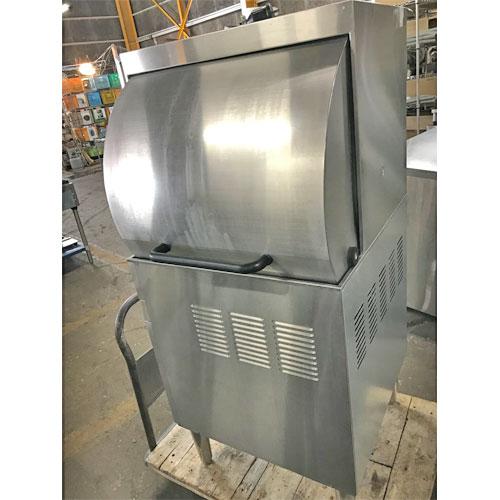【中古】食器洗浄機 大和冷機 DDW-HE6 幅600×奥行600×高さ1320 三相200V 60Hz専用 【送料無料】【業務用】