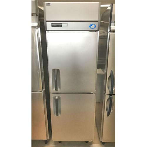 【中古】縦型冷凍庫 パナソニック(Panasonic) SRF-K661 幅615×奥行650×高さ1950 【送料別途見積】【業務用】