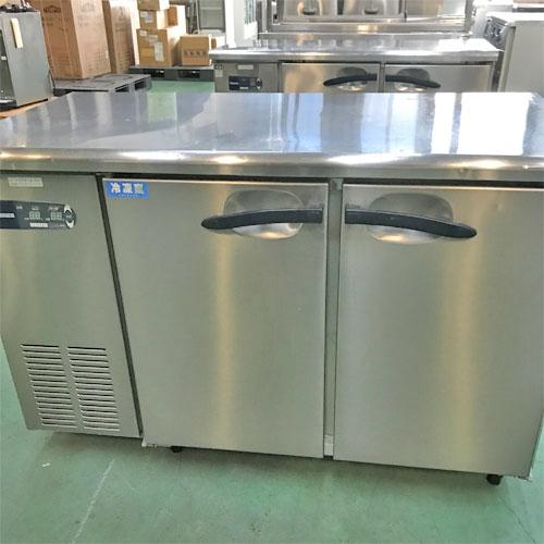 【中古】冷凍冷蔵コールドテーブル 大和冷機 4061S-EC 幅1200×奥行600×高さ800 【送料別途見積】【業務用】