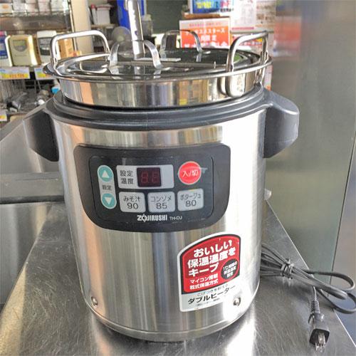 【中古】スープジャー 象印 TH-CU405型 幅315×奥行260×高さ350 【送料別途見積】【業務用】