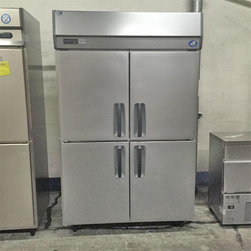 【中古】4ドア 冷凍庫 パナソニック(Panasonic) SRF-K1263SA 幅1200×奥行650×高さ1925 三相200V 【送料別途見積】【業務用】