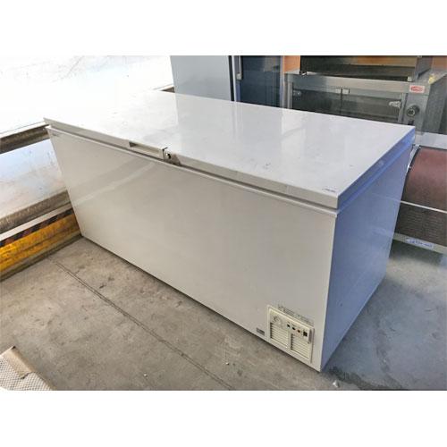 【中古】冷凍ストッカー パナソニック(Pnasonic) SCR-R63 幅1800×奥行800×高さ850 【送料別途見積】【業務用】