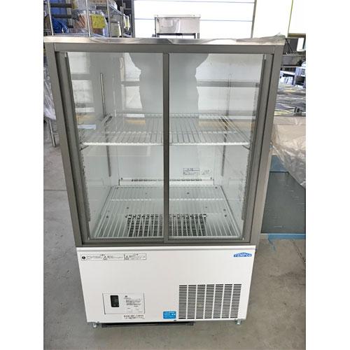 【中古】冷蔵ショーケース テンポスオリジナル TBCR-655S 幅630×奥行550×高さ1080 【送料別途見積】【業務用】