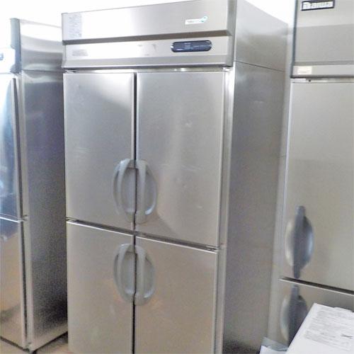 【中古】縦型冷凍庫 フクシマガリレイ(福島工業) IRD-094FED3 幅900×奥行800×高さ1950 三相200V 【送料別途見積】【業務用】