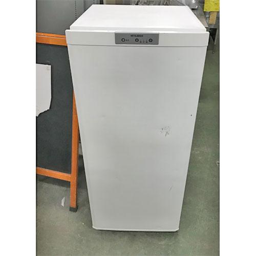 【中古】冷凍ストッカー MITSUBISHI MF-U12T-W1 幅480×奥行586×高さ1126 【送料別途見積】【業務用】