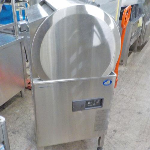 【中古】食器洗浄機 パナソニック(Panasonic) DW-HD44U3R 幅600×奥行600×高さ1380 三相200V 60Hz専用 【送料別途見積】【業務用】
