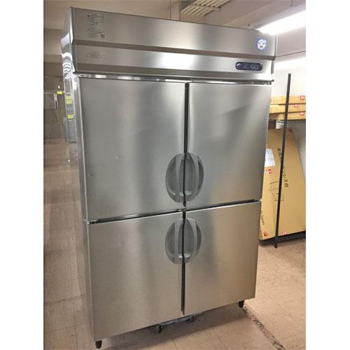 【中古】縦型冷凍冷蔵庫 フクシマガリレイ(福島工業) ARD-122PM 幅1200×奥行800×高さ1950 【送料別途見積】【業務用】