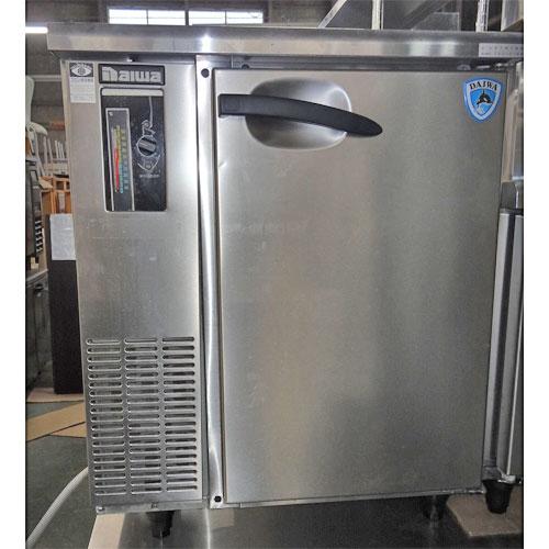 【中古】冷凍庫 大和冷機 2141SS 幅650×奥行450×高さ800 【送料無料】【業務用】
