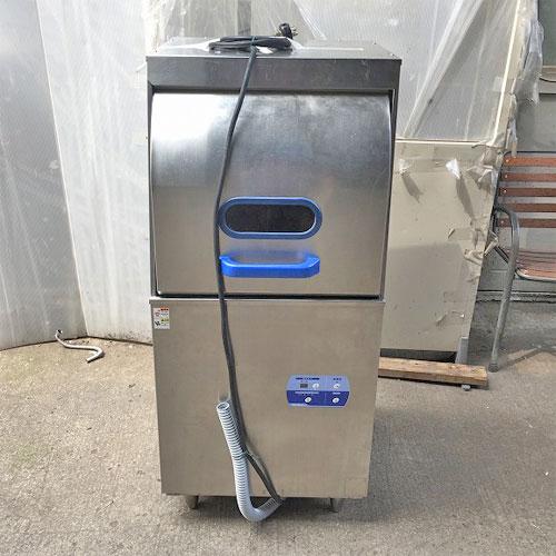 【中古】食器洗浄機 マルゼン MDRTB6 幅600×奥行600×高さ1375 三相200V 50Hz専用 【送料別途見積】【業務用】