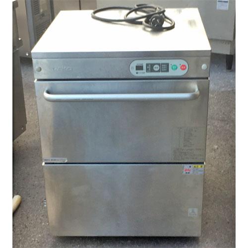 【中古】食器洗浄機 タニコー TDWD-405UE3 幅600×奥行600×高さ800 三相200V 50Hz専用 【送料別途見積】【業務用】