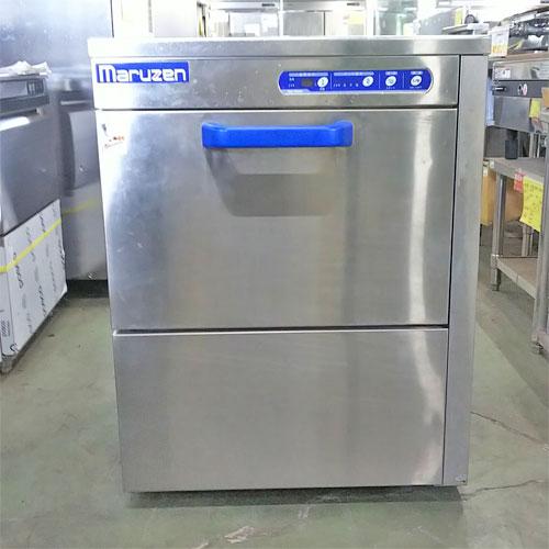 【中古】食器洗浄機 マルゼン MDKTB6 幅650×奥行600×高さ860 三相200V 【送料別途見積】【業務用】