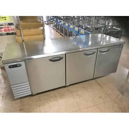 【中古】冷蔵コールドテーブル パナソニック SUR-G2171SA 幅2100×奥行750×高さ800 【送料別途見積】【業務用】