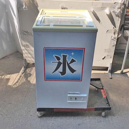 【中古】冷凍ストッカー 三ツ星貿易 MS-062G 幅550×奥行480×高さ820 【送料別途見積】【業務用】